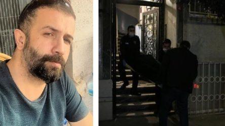 Senarist Alpözgen, arkadaşının evinde ölü bulundu