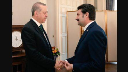 Gelecek Partisi Genel Başkan Yardımcısı Ayhan Sefer Üstün'ün evine silahlı saldırı