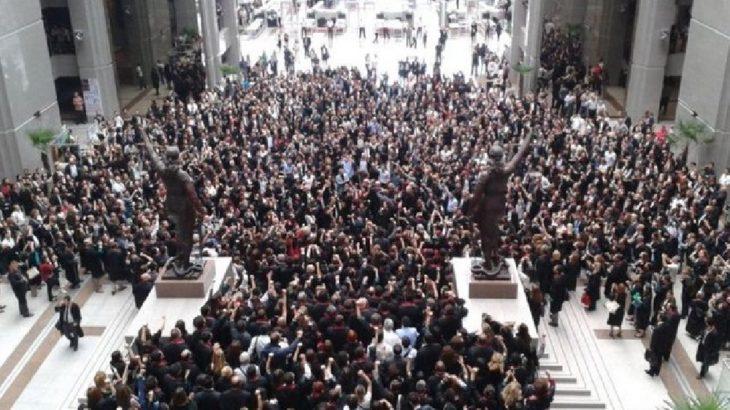 Avukatlar Sendikası'ndan avukatlara ve adliye emekçilerine çağrı