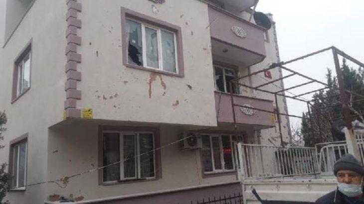 Balıkesir'de doğalgaz kaynaklı patlama: 9 ev zarar gördü