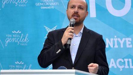 Bilal Erdoğan'ın kumbaralarını topladılar