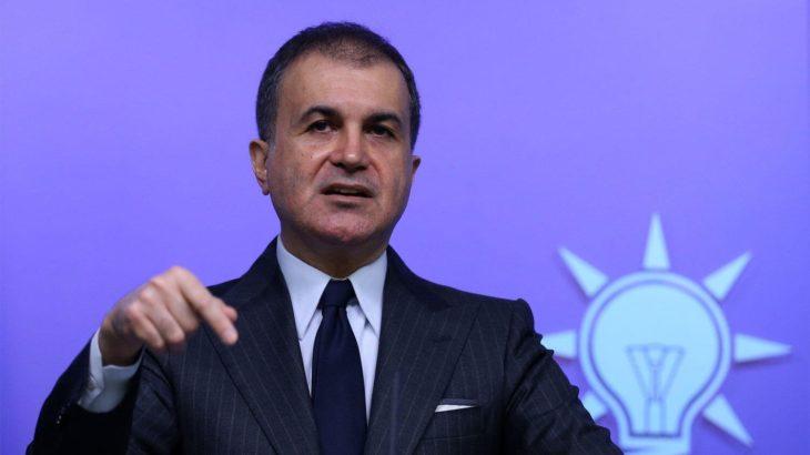 AKP sözcüsü Çelik'ten MYK ve MKYK sonrası açıklamalar