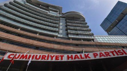 CHP'de Erdoğan gözaltısı