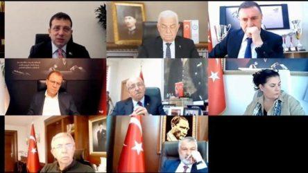 CHP'li büyükşehir belediye başkanlarından hükümete çağrı: 2-3 haftalık kapanma elzem