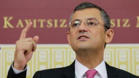CHP'li Özel'den AKP'ye yanıt: 'Bozuntu' kısmını geri alıyorum, 'diktatör' sizin olsun