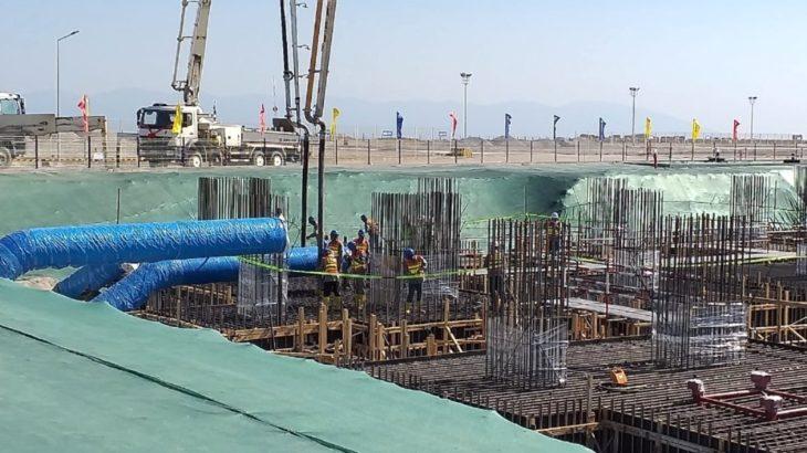 Termik santral inşaatında iş cinayeti