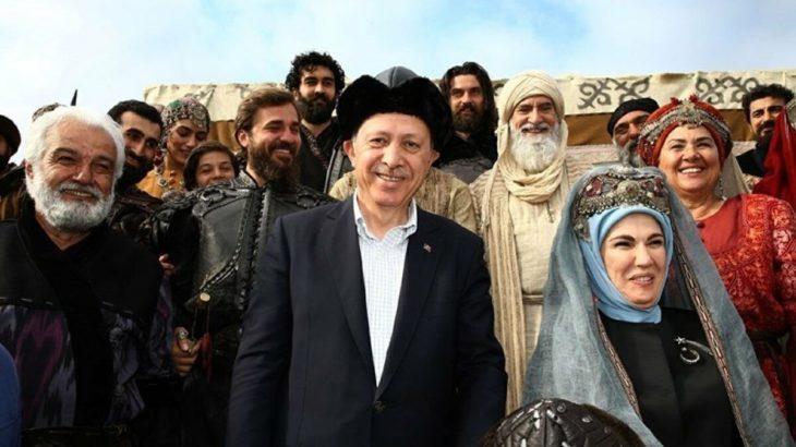 Saray'dan yeni 'film' projesi: Direniş Devlet