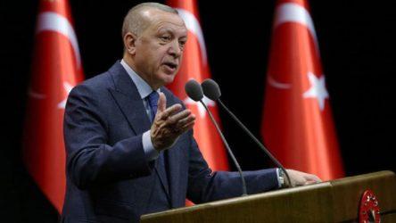 Erdoğan açıkladı: Yılbaşında sokağa çıkma yasağı