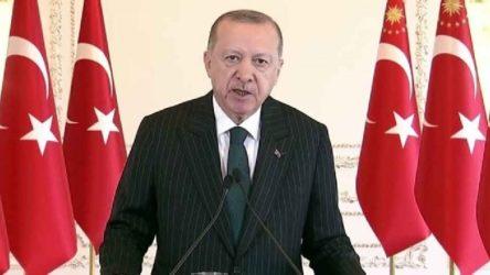 Erdoğan: Yüz yüze eğitim 15 Şubat'a ertelendi