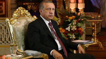 Erdoğan 1 ayda 31 asgari ücret alacak!