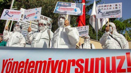 Denizli, Kastamonu ve İzmir'den üç sağlık emekçisi daha hayatını kaybetti