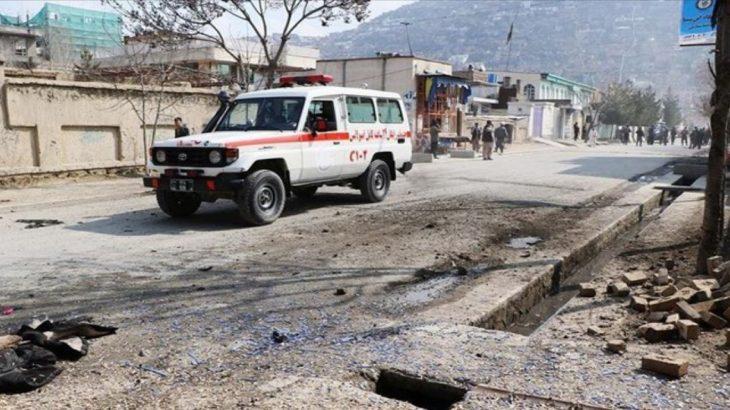 Afganistan'da ibadethaneye saldırı: 15 ölü, 20 yaralı