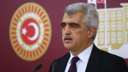 HDP'li Gergerlioğlu'ndan Uşak Emniyet Müdürü hakkında suç duyurusu