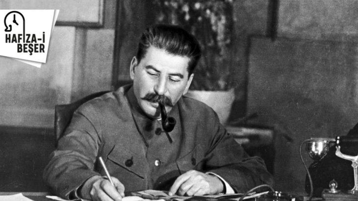 5 Mart 1953: Yoldaş Stalin hayata veda etti