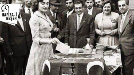 5 Aralık 1934: Kadınların seçme ve seçilme hakkı kabul edildi