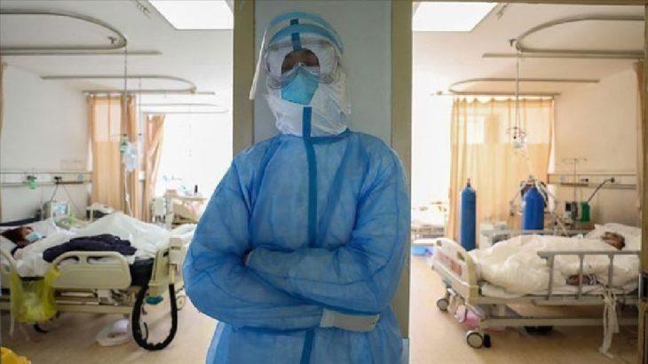 """""""Her 10 koronavirüs hastasından biri sağlık çalışanı"""""""