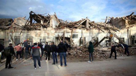 Hırvatistan'daki depremde 7 kişi hayatını kaybetti