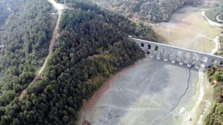 İstanbul'un barajları son 15 yılın en düşük seviyesine indi