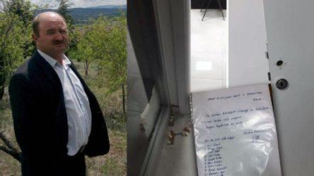 İstifa eden AKP'li ilçe başkanı AKP'li belediyeyi hırsızlıkla suçladı
