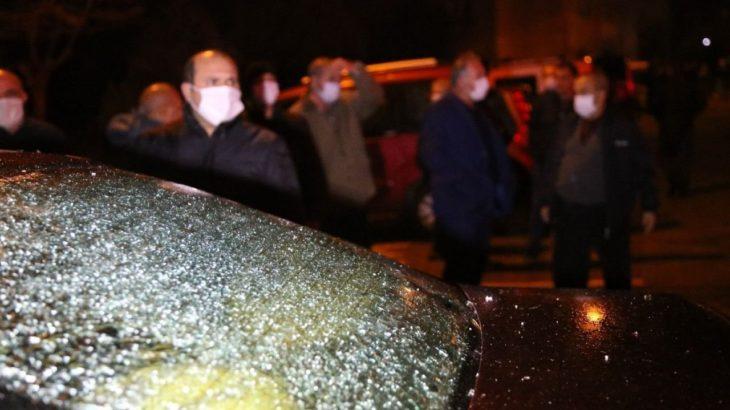 İzmit'te 9 katlı binada doğalgaz patlaması: 1 yaralı