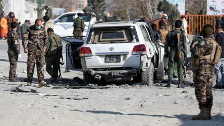 Kabil'de bombalı saldırılar: 12 kişi öldü