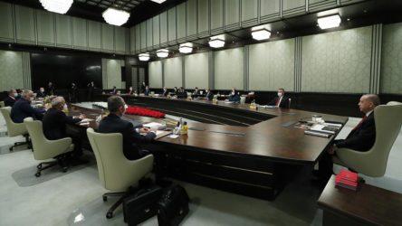 Kabine bugün toplanıyor: 4 günlük yılbaşı yasağı da konuşulacak