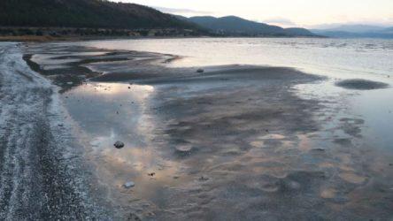 Kuraklık Salda Gölü'nü etkiledi: 10 yılda 30 metre çekildi