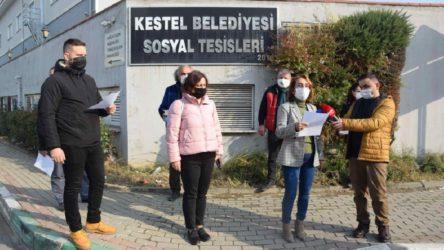 AKP'li belediye 6 milyon lirayı sokağa attı!