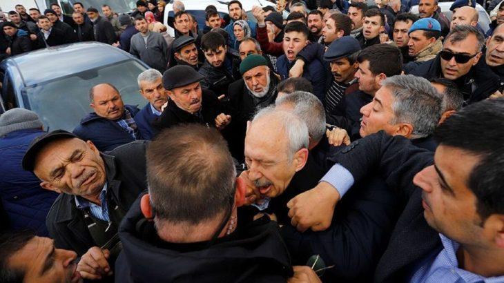 Kılıçdaroğlu'na linç girişimiyle ilgili yeni ayrıntı: Korumalar, törene katılacağını bildirdi