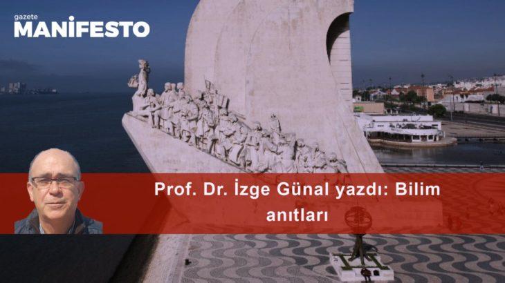 Bilim anıtları