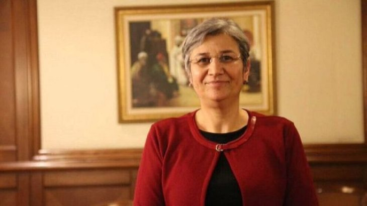 Leyla Güven Diyarbakır'da gözaltına alındı