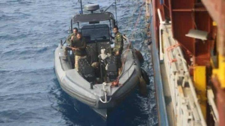 Libya'da alıkonan Türk gemisi serbest bırakıldı
