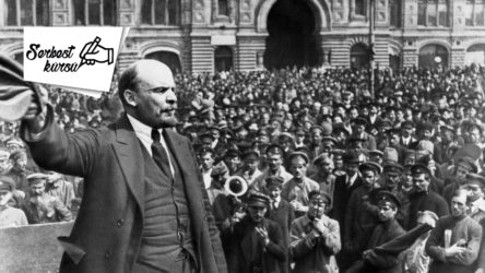 SERBEST KÜRSÜ | Halkların hapishanesinden sosyalizmin kızıl şafağına