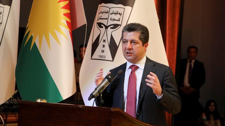 Barzani: Petrolü Türkiye toprakları üzerinden ihraç ettik