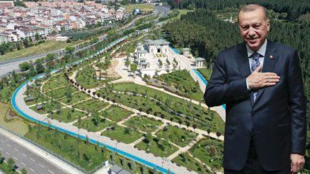 Erdoğan'ın millet bahçelerine 16 milyar lira ödenecek: 7 bakanlığın bütçesini solladı!