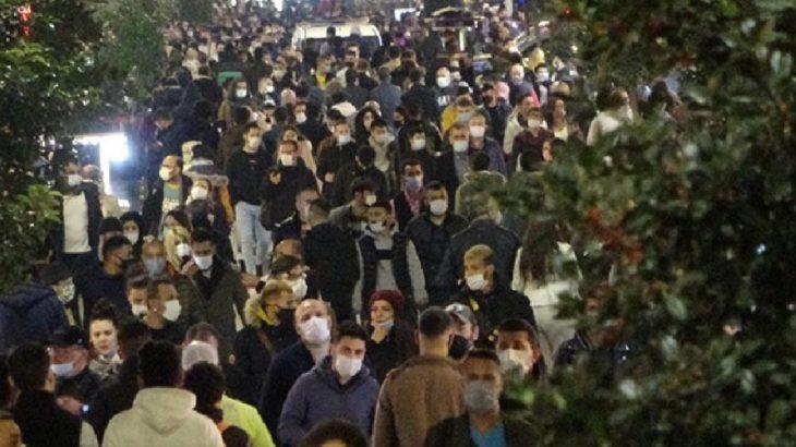 Önlemler yine unutuldu: Taksim doldu