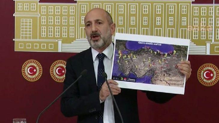 Öztunç: Nazi kamplarında kullanılan siyanür ile Türkiye'nin 37 yerinde arama yapılıyor