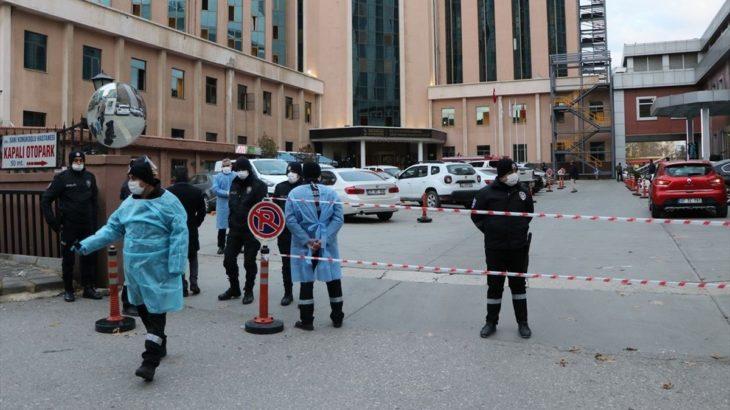 Gaziantep'te bir hastanenin yoğun bakımında patlama: 9 ölü