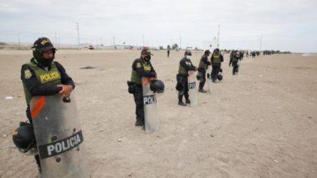 Peru'da tarım işçileriyle polis arasında çatışma: 3 ölü, 24 yaralı