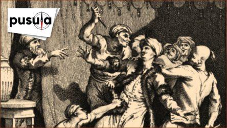 PUSULA | Osmanlı'da yönetme biçimi olarak hanedan katliamları