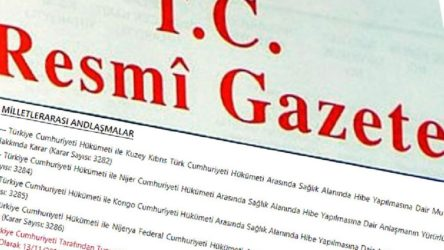 Erdoğan'ın imzasıyla bazı kurum ve kişilerin mal varlıkları donduruldu