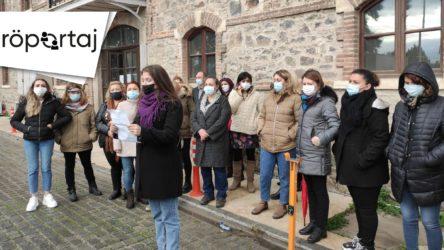 İzmir Büyükşehir Belediyesi'nde iş bırakan işçiler, Manifesto'ya konuştu