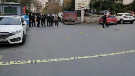 İstanbul'da polis merkezi önünde silahlı saldırı: 2 yaralı