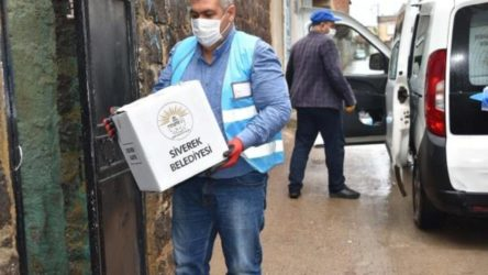 AKP'li belediyeden AKP'li şirkete iki kez gıda kolisi alımı ihalesi