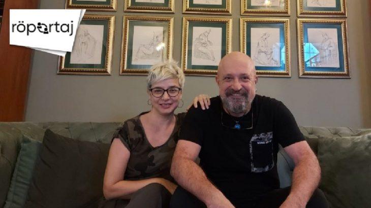 RÖPORTAJ | Ekrem ve Ece Ataer ile söyleşi