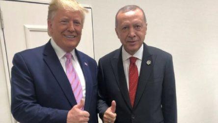 Trump'tan Türkiye'ye yaptırım kararını da içeren yasaya veto açıklaması