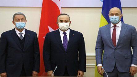 Ukrayna ve Türkiye'den ortak bildiri