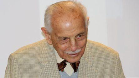 Mimarlar Odası kurucularından Prof. Dr. Ruhi Kafesçioğlu hayatını kaybetti