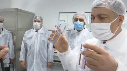 Fahrettin Koca'dan 'yerli' aşı açıklaması
