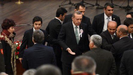 Erdoğan'ın avukatının İstinaf Mahkemesi Başkanı'nın odasındaki görüşmesine dava açılmadı